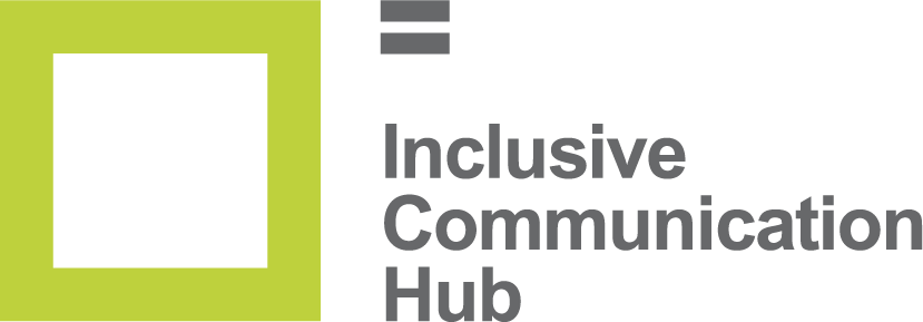 Inclusive Communication Hub Logo