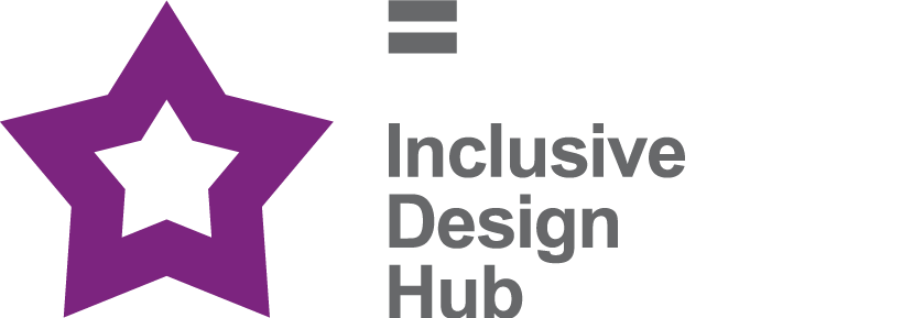 Inclusive Design Hub Logo