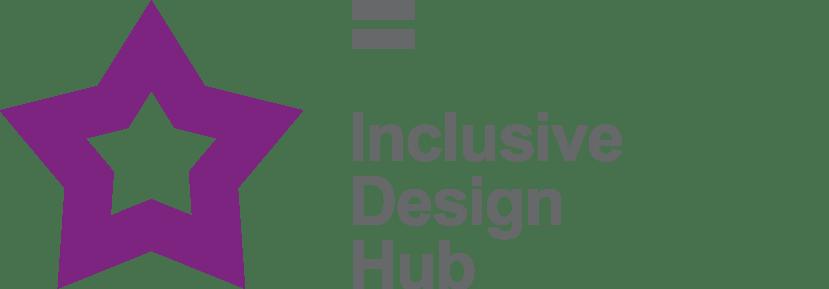 Inclusive Design Hub Logo