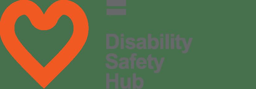 Disability Safety Hub Logo