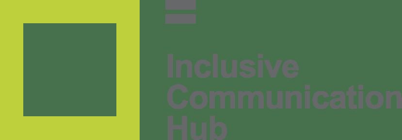 Inclusive Communication Hub Logo