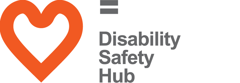 Disability Safety Hub Logo